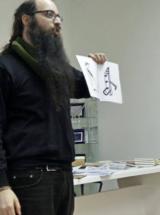 discorso sugli ortinti segni