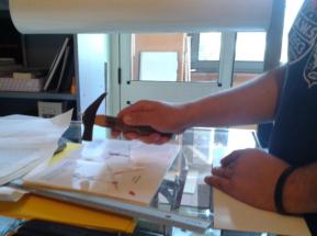 Ngurzu edizioni 2015 lavoro artigiano lo stampatore Giuseppe d'Abruzzo per Ngurzu edizioni