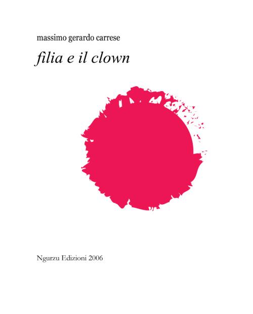 fìlia e il clown carrese massimo gerardo